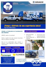 GRACO TRUCK TOUR GRANOLLERS